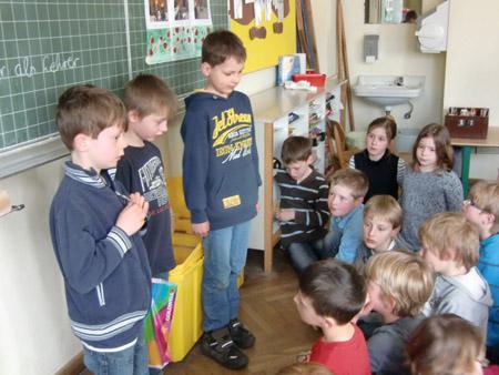 thema hund im kindergarten
